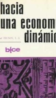 """Hacia una economía dinámica""""roy f. harrod.estudio"""
