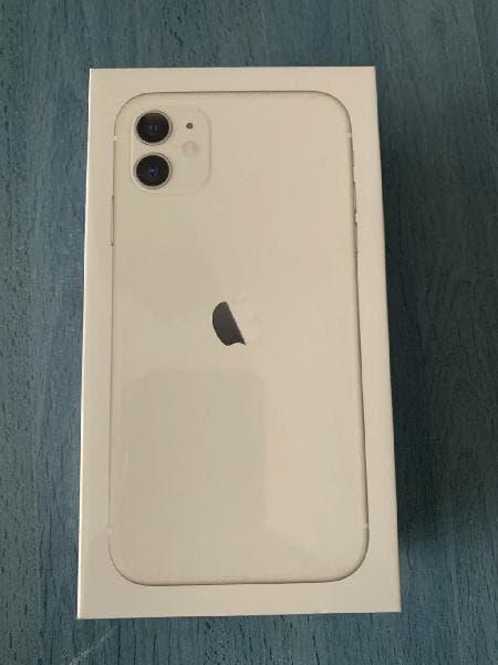 Iphone 11 64gb precintado libre