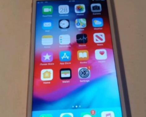 Iphone 6s oro 128gb libre