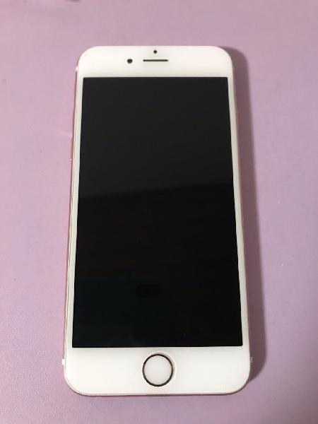 Iphone 6s oro rosa