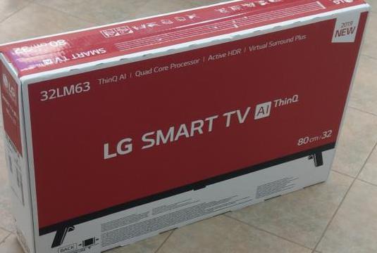 Lg smart tv 32 pulgadas full hd