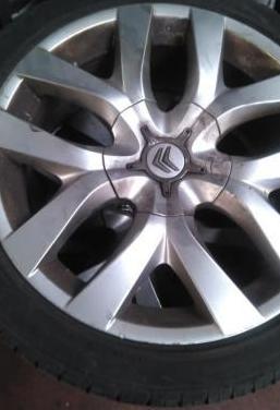 Llantas neumáticos c4 picasso 18 pulgadas