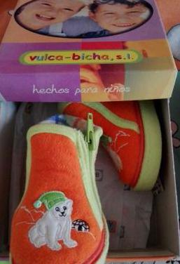 Lote zapatillas niña niño
