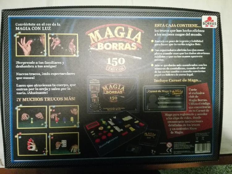 Magia borrás 150 trucos