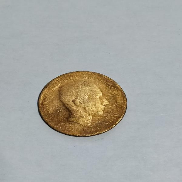 Moneda 10 centimos alfonso xii 1877 españa