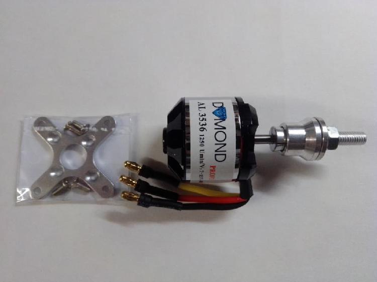Motor brushless 3536/1250kv