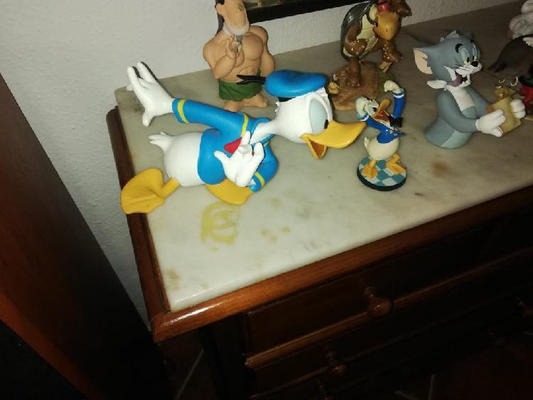 Muñecos disney de porcelana