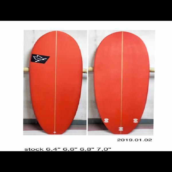 Tablas de surf nuevas a estrenar en liquidación