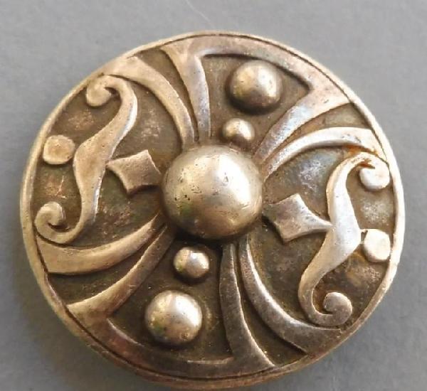 Antiguo broche de plata ppio.s.xx