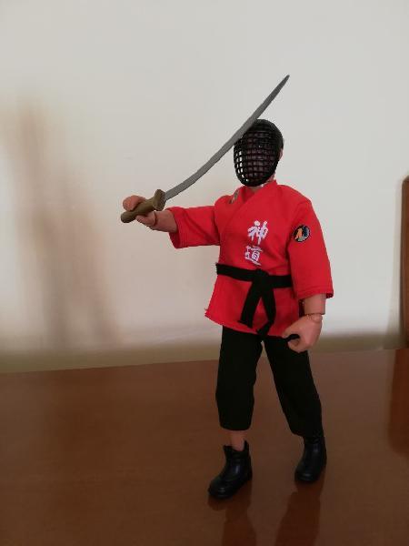 Acción man karate