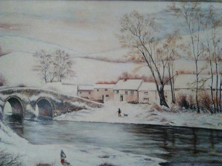 Aldea nevada (holanda)