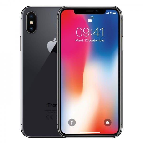 Apple iphone x 64gb negro [nuevo]