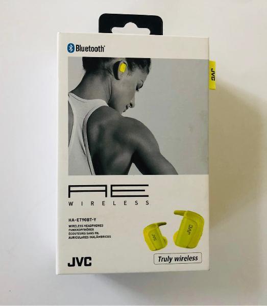 Auriculares inalámbricos jvc