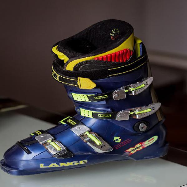 Botas esqui lange gama alta