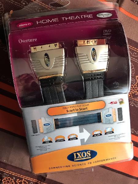 Cable conector scart marca ixos