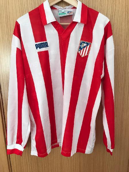Camiseta atlético de madrid 93/94