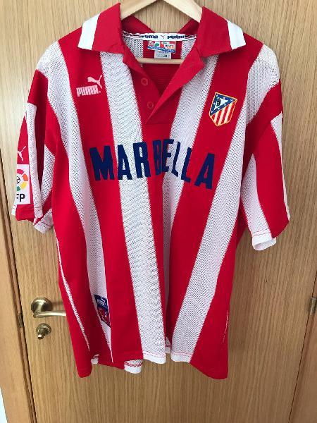 Camiseta atlético de madrid 97/98