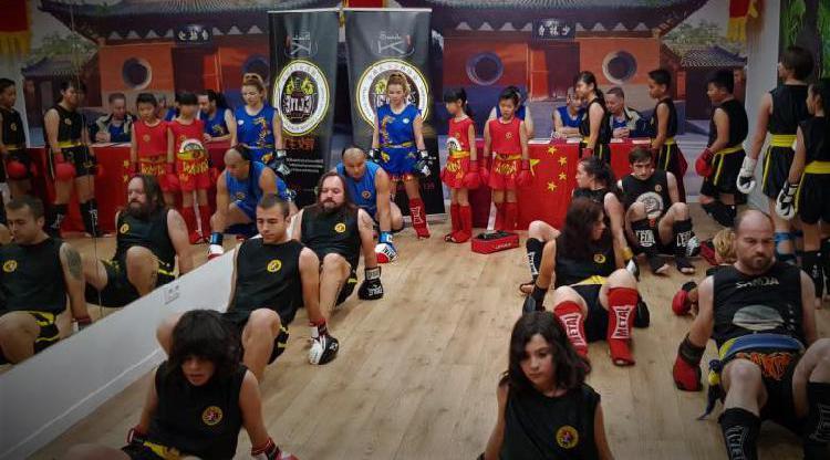Clases boxeo, boxing k1, boxeo chino, sanda, azuqueca