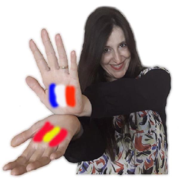 Clases de francés bilingüe individual online a 8€