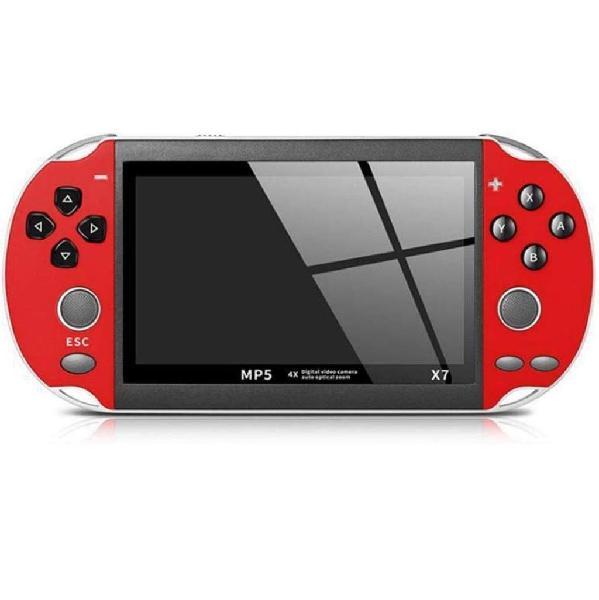 Consola de juegos portátil retro