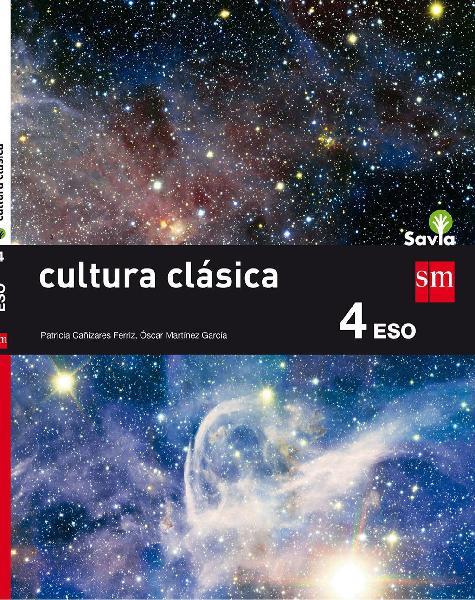 Cultura clásica 4 eso editorial sm
