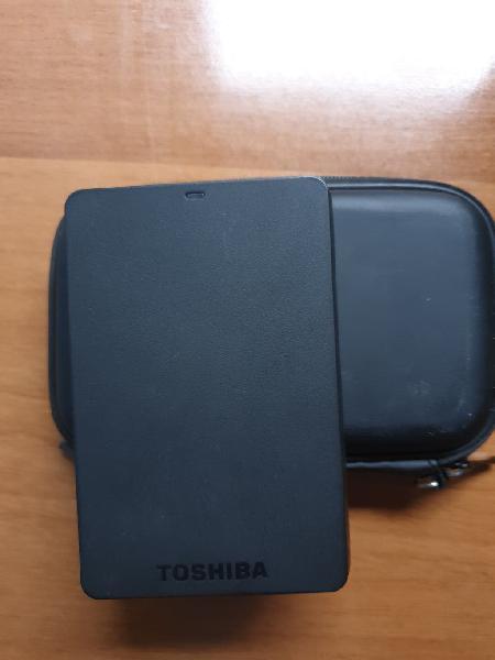 Disco duro externo 2.5 toshiba 2 tb hdtb120ek3ca