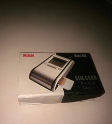 Dispositivo para pasar contactos de un móvil a otro