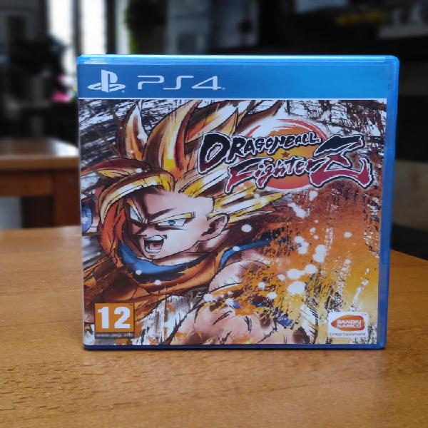 Dragon ball fighter z - play station 4