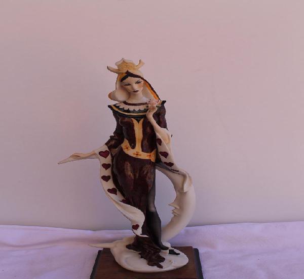 Figura porcelana giuseppe armani capodimonte año 2007