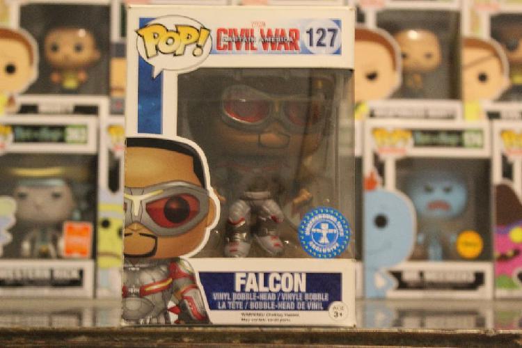 Falcon civil war funko pop