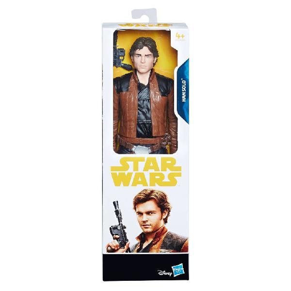 Figura han solo 30cm star wars(nueva)