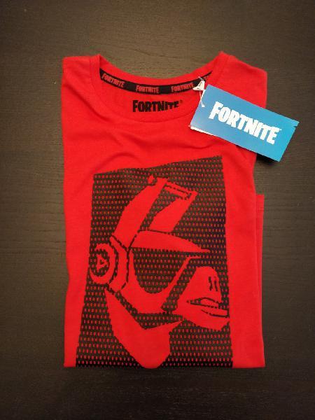 Fortnite - camiseta manga larga niña/o (9-10 años)