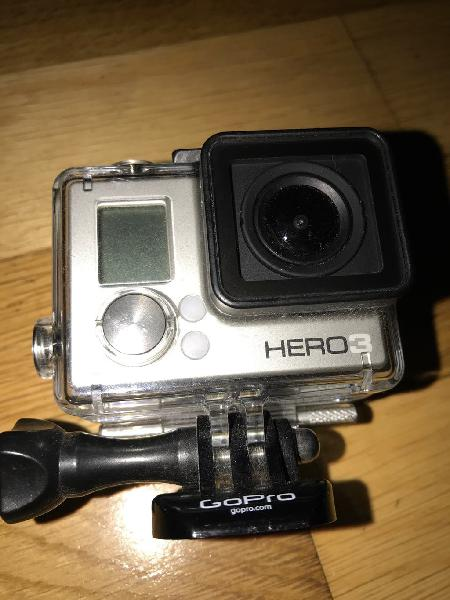 Gopro hero 3 black edition nueva