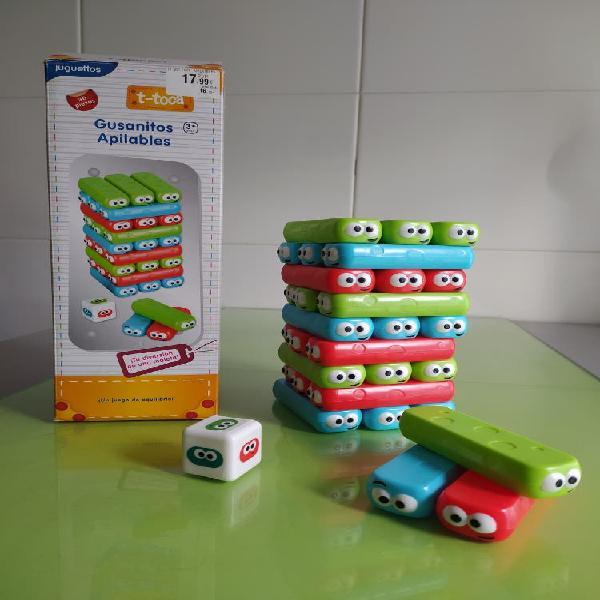 Gusanitos aplicables - juguettos