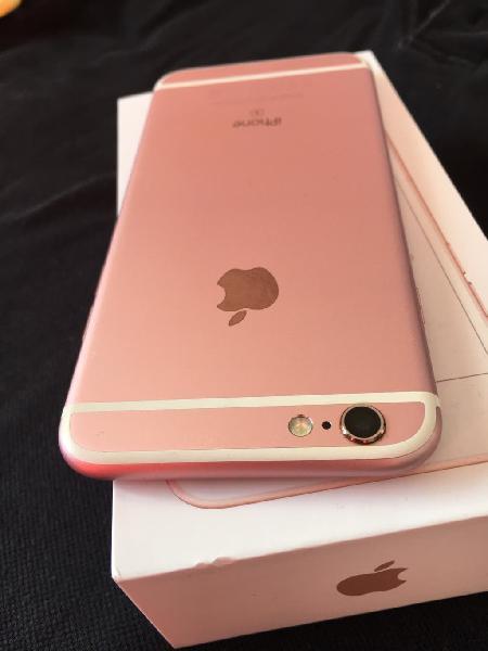 Iphone 6s 64gb libre blanco