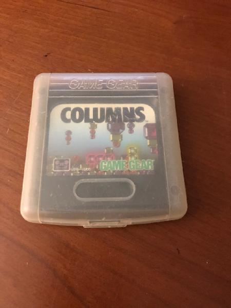 Juego columns para sega game gear