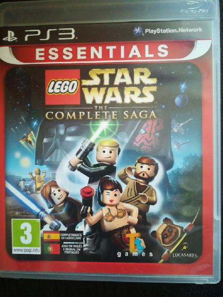 Lego star wars the complete... ps3