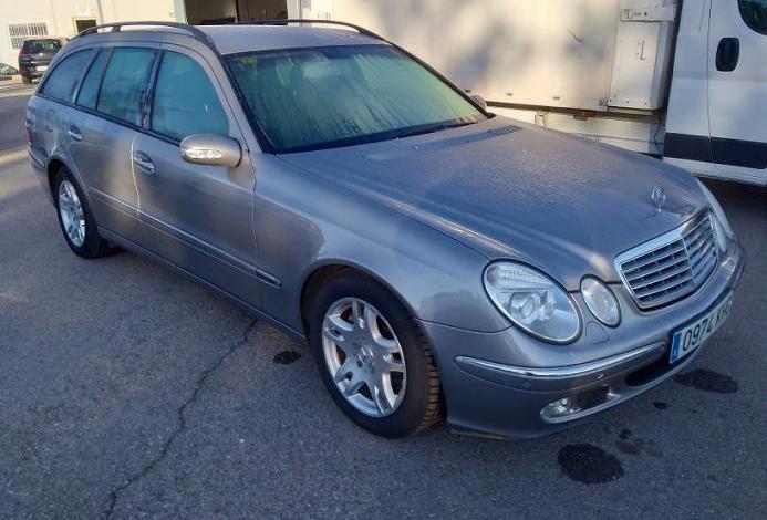 Mercedes clase e familiar e220 cdi aut. 150 cv