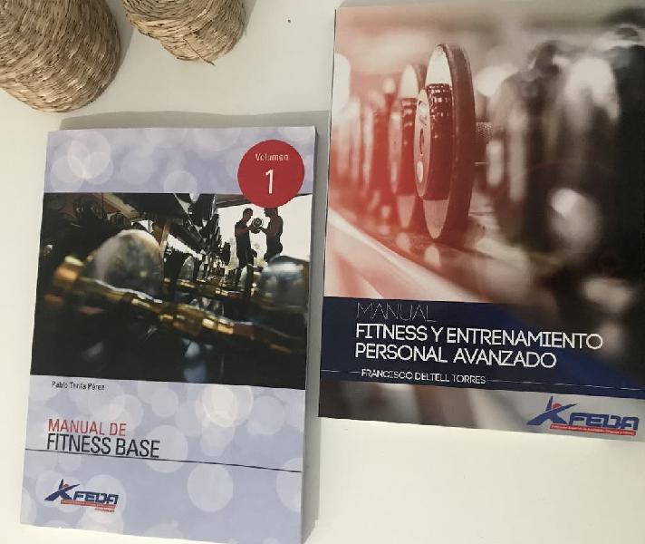 Manual fitness y entrenamiento