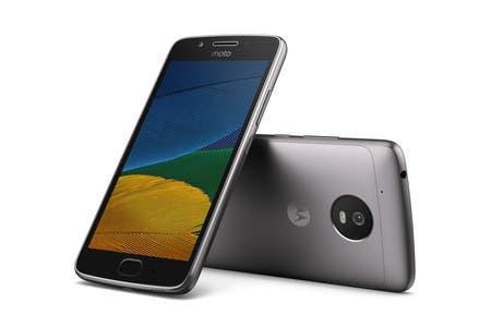"Motorola moto g5 - smartphone libre de 5"" 16 g"