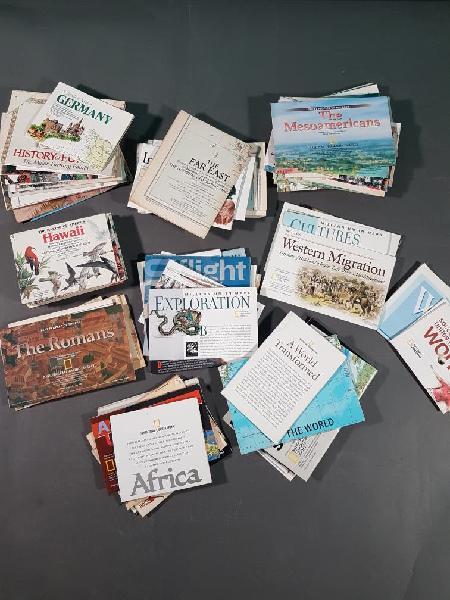 National geographic mapas