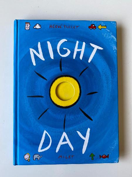 Night and day - hervé tullet