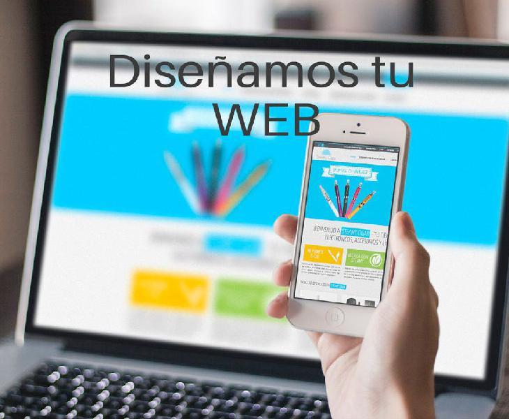 Página web diseño web