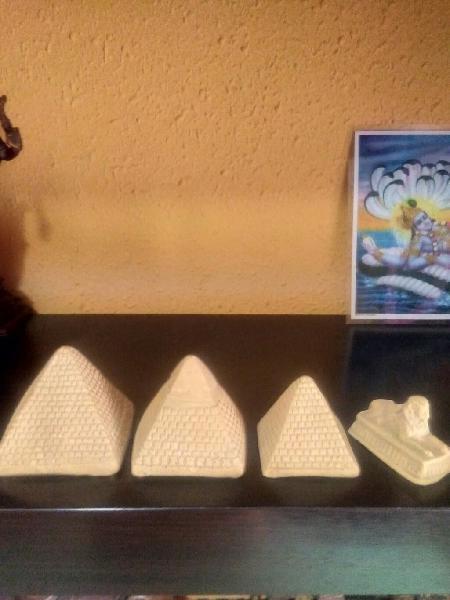 Pirámides de egipto más esfinge