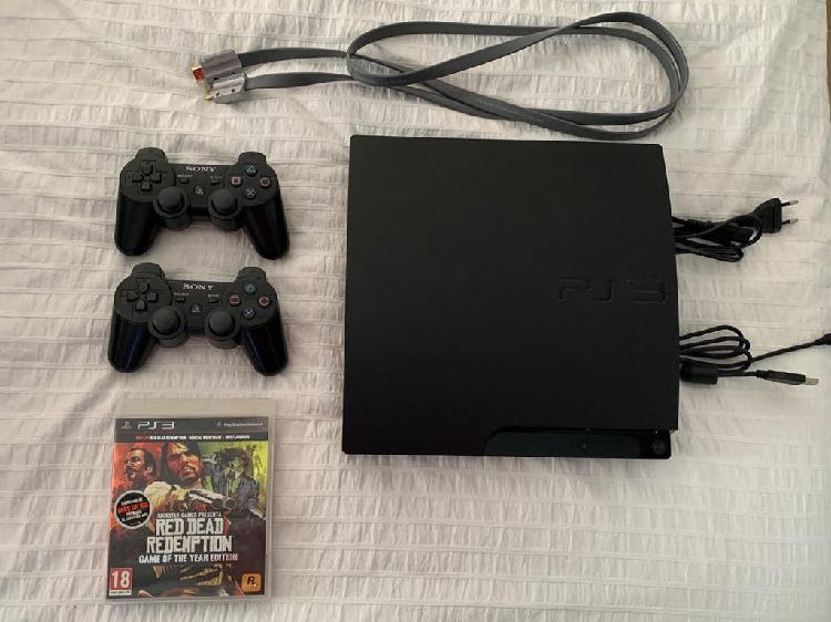 Play station 3 de 320gb perfecto estado