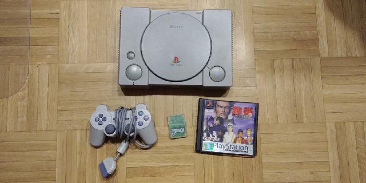 Playstation / psx [lee roms] +tekken2 +memorycard