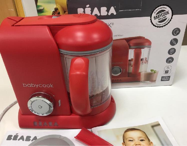 Robot de cocina beaba babycook