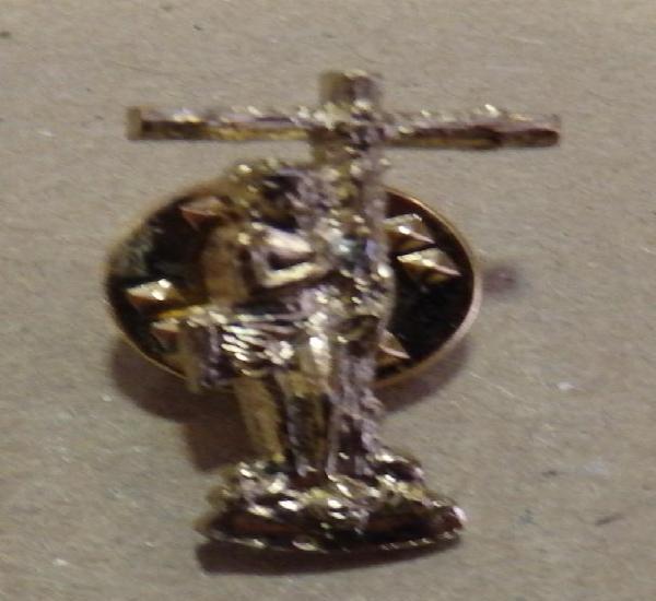 Semana santa sevilla, antiguo emblema hermandad del sol