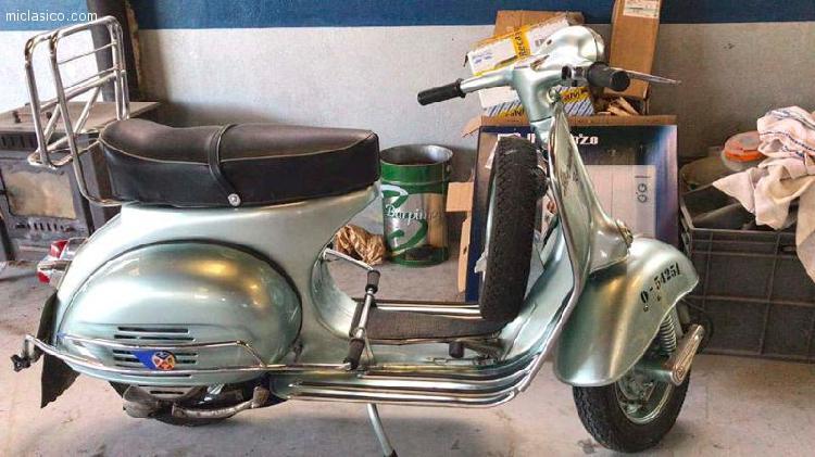 Vespa 150 s primera serie