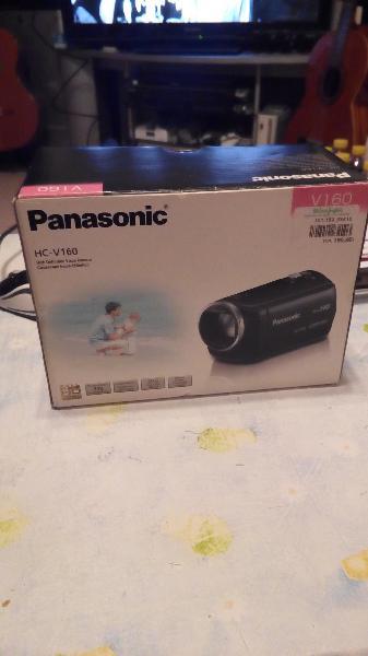 Video cámara panasonic hc-v160 nueva
